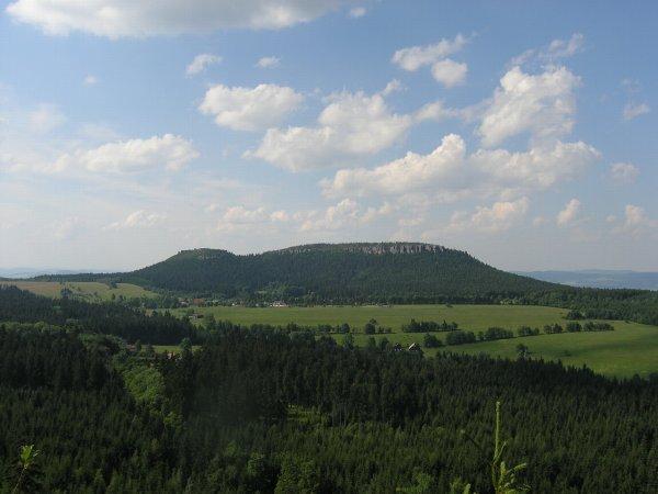 Stolové hory